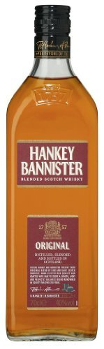 Hankey Bannister Blended Scotch Whisky (1 x 0.7 l)
