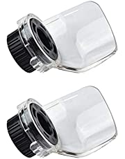 POFET 2 stks Grinder Cover Boor Protector Veiligheid Elektrische Boor Beschermende Cover Guard Case A550 Rotary Tool Shield Attachment Accessoires voor Elektrische Grinder, Dremel Grinder