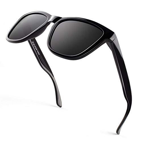 CGID Gafas de Sol Polarizadas Hombre y Mujer Retro Deportivos 80