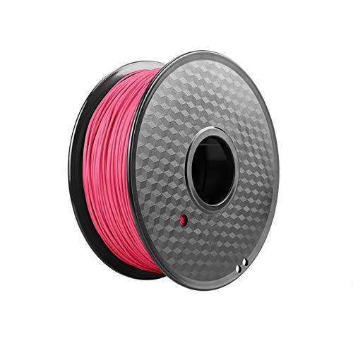 3D Printer Filament PETG, 1kg/2.2lbs 1.75mm, Plastic Filament Consumables PETG Material, Suitable for Various FDM Printers (Color : Phosphor)