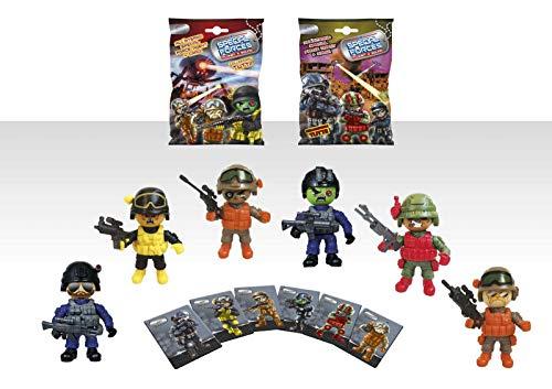DYNIT KIDS - Special Forces Planet Squad Giocattolo, Colore Modelli Assortiti, 4749052