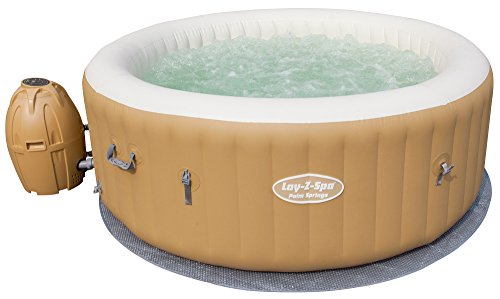 Lay-Z-Spa 54129 Palm Springs Hot Tub 2015 (4-6 Person)