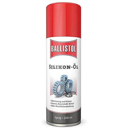 CREATIV DISCOUNT® NEU Ballistol Silikon-Öl Spray 200ml