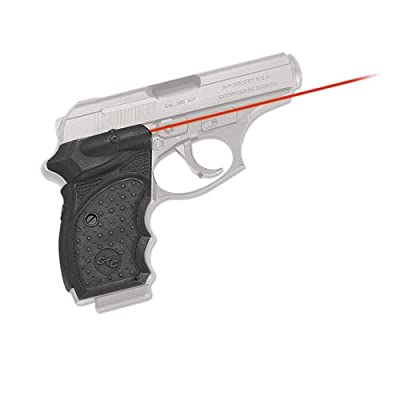 Crimson Trace Red Lasergrips for Bersa 380 CC - LG-646 by Crimson Trace Corporation