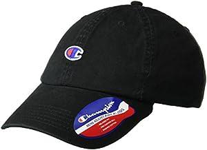 Champion Men's Father Dad Adjustable Cap, black, OS