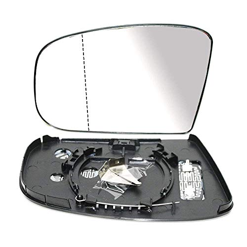 Espejo retrovisor retrovisor exterior de cristal de repuesto