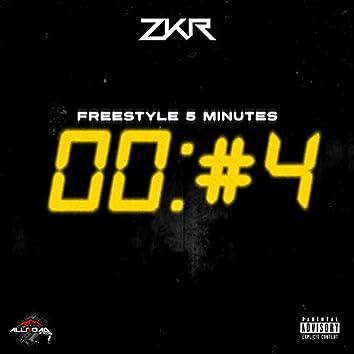 Freestyle 5 min #4