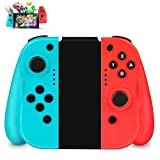 Elyco Wireless Manette pour Nintendo Switch, Bluetooth sans Fil Contrôleur Joypad Gamepad Remplacer Joystick la Joy-Con Compatible avec Switch Wireless Controller