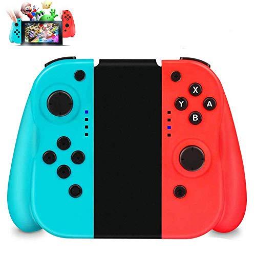 Elyco Wireless Controller per Nintendo Switch, Bluetooth Joystick Gamepad Interruttore Controller Mini Sostituzione Compatibile con Joy con Switch PRO