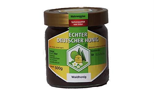 Echter Deutscher Honig, 500gr, Waldhonig aus dem Schwarzwald