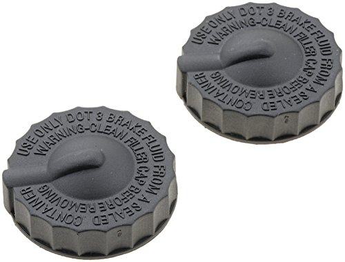 Dorman 42044 Master Cylinder Cap, Pack of 2