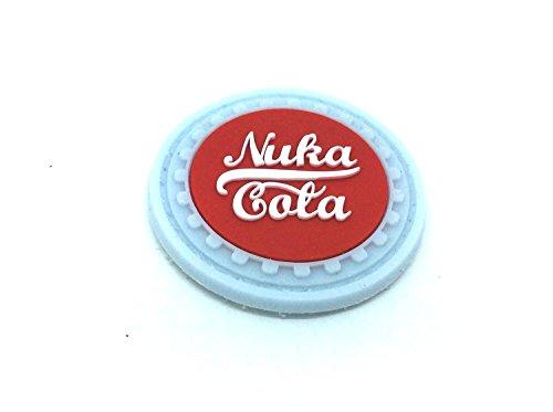 Nuka Cola Fallout Cosplay PVC Klett Emblem Abzeichen
