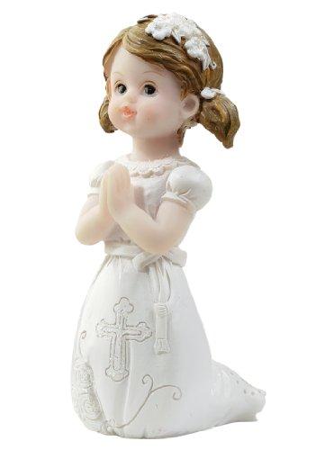 Mädchen knielig zur Kommunion / Konfirmation 8,5 cm