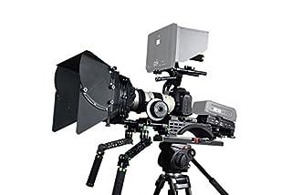 Lanparte PK-02B-C Professional DSLR Camera Kit V2B without Monitor and Battery (Black) (B00JWV47RA) | Amazon price tracker / tracking, Amazon price history charts, Amazon price watches, Amazon price drop alerts