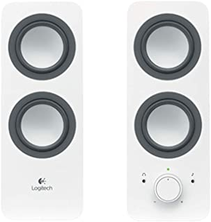 Logitech Stereo Speakers Z200, White