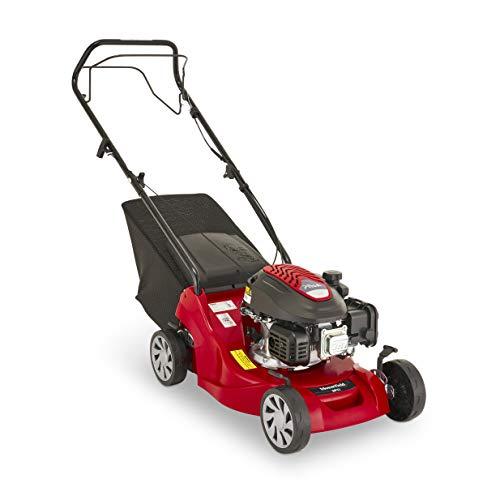 Mountfield HP41 Petrol Lawnmower, Hand-propelled, 39cm cutting width,...
