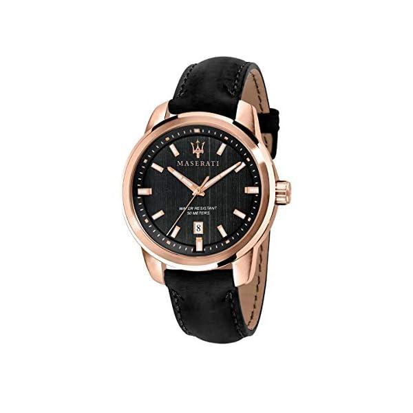 Reloj para Hombre, Colección Successo, con Movimiento de Cuarzo y función