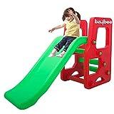 Baybee Garden Slide Playgro Plastic Super Senior Slide for Kids Garden Slider
