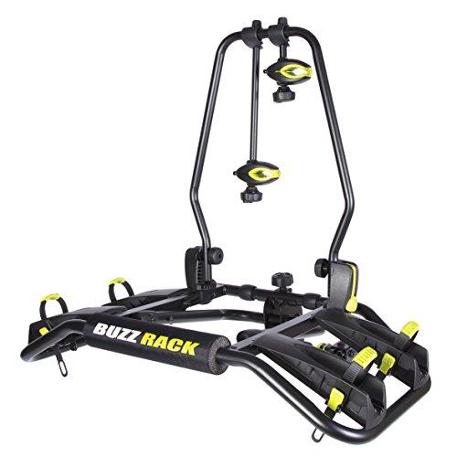 BUZZ RACK Entourage 2-Bike Platform Hitch Rack