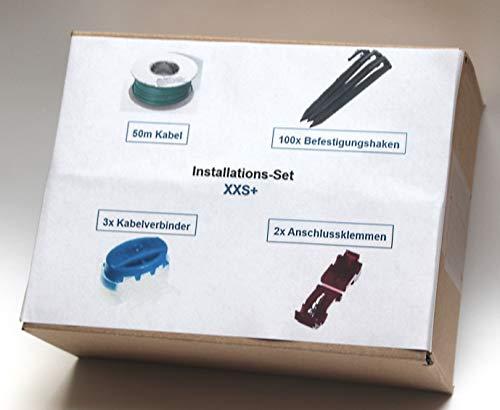 genisys Instalación Juego XXS + Kärcher Robot cortacésped