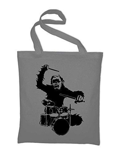 Drummer Schlagzeuger Band Monkey...
