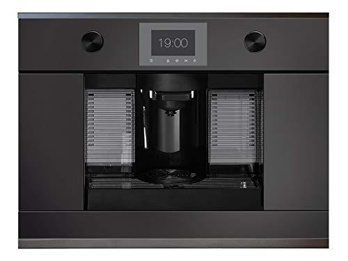 Küppersbusch CKK 6350.0 S2 K-Series.3 Kaffee-Kapselautomat Schwarz/Black Chrome für Nespresso® Kapseln