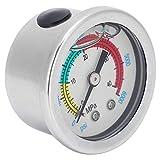 MOH Manómetro de presión Bomba de Aire Manómetro de presión...