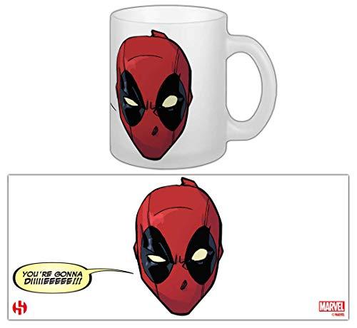Taza Deadpool Gonna Die–Marvel