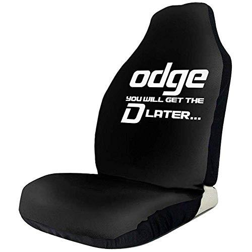 Jeffrey Toynbee Odge Sie erhalten das D später lustige Universalautositz-Abdeckungen-Vordersitz-Schutzvorrichtungen für Auto, LKW u. SUV