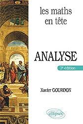 Analyse - Analyse de Xavier Gourdon