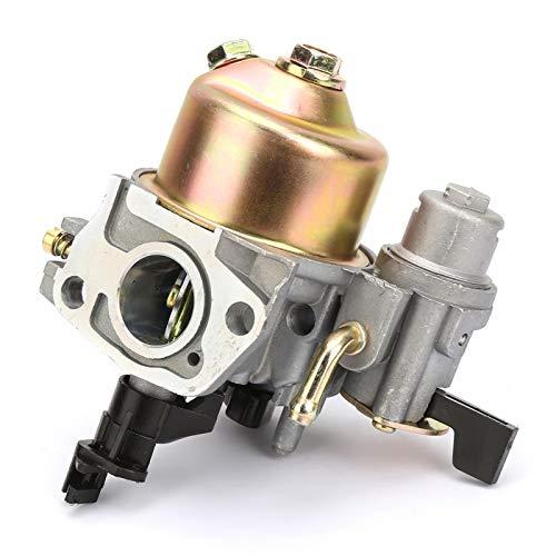 SALUTUYA Pump Vergaser Mini Pinne Vergaser Korrosionsschutz Präzisionsfertigung Pumpenkabine für Teich, Aquarien, Aquarium, Vergaser für 168F / 170F Mini Pinne