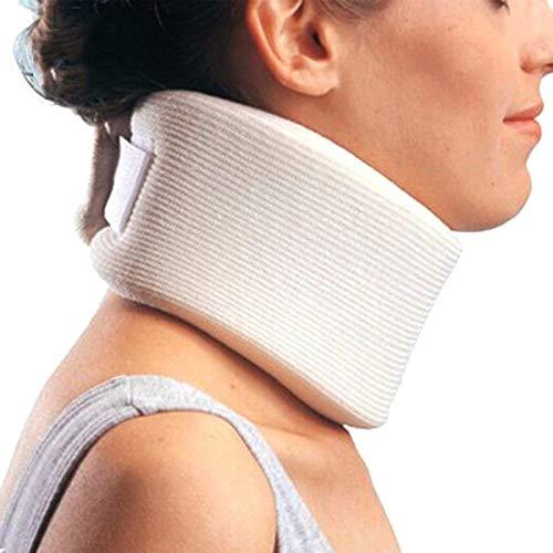 Ruimin 1PC Cuello Cervical de Espuma Suave Apoyo de Cuello para aliviar el Dolor de Cuello y la presión de la Columna Vertebral (M)