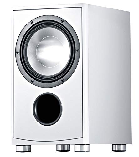 Canton 03675 AS 84.2 SC Subwoofer attivo bianco