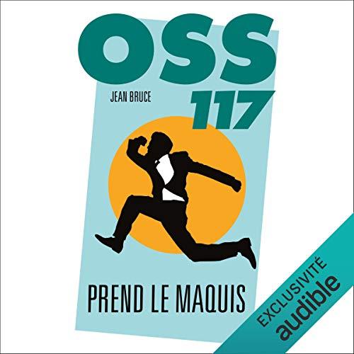 OSS 117 prend le maquis cover art