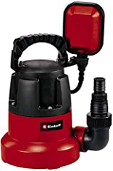 Lichtlicht duikpomp GC-SP 3580 LL (350 W, 8.000 liter per uur, flatabsorberend tot 1 mm, pompstart vanaf 8 mm, geïntegreerde controleklep)*
