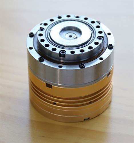 Lruirui-Motor DC Robot SERVO Motors, DC Servo Integroly, SERVO Motors Junta, Larga Vida útil (Color : Multi-Colored, Speed(RPM) : M4215E14B80)