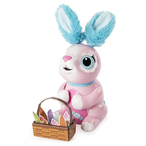 Zoomer Hungry Bunnies Chewy Interactive Robotic Rabbit Now $11.39 (Was $29.99)