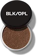 BLK/OPL TRUE COLOR Soft Velvet Finishing Powder, Dark — hypoallergenic, paraben-free, and cruelty-free