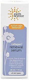 Earth Science Beta-Ginseng Cellagen Re al Serum, 1-Ounce Glass Bottle