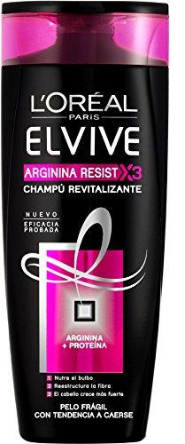 Champú Elvive Arginina Resist de L'Oréal Paris