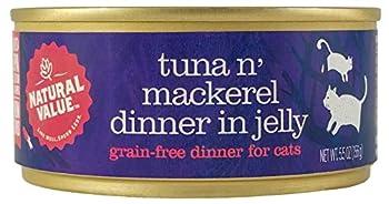Best natural value cat food Reviews