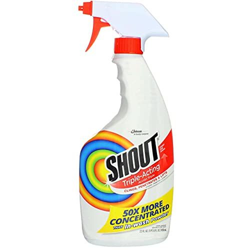 Shout Laundry Stain Remover Trigger Spray