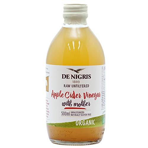 Apple Cider Vinegar with mother Bio Organic - Bio Apfelessig mit Mutter (Natur) 500 ml