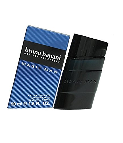 Bruno Banani Magic Man Eau de Toilette 50ml Spray, 1 stuk