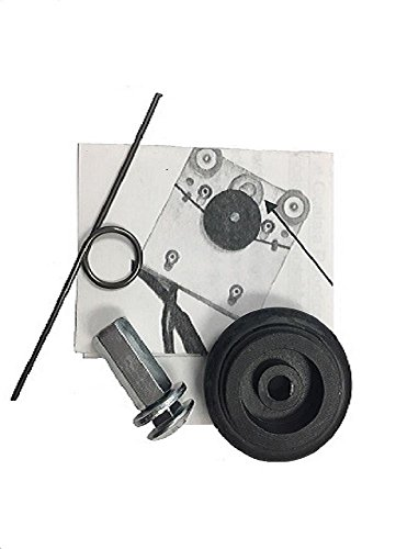 Light Rail Drive Wheel Replacement Kit, Robotic Grow Light Mover Genuine Fits LightRail 3.5, LightRail 4.0, LightRail 4.20