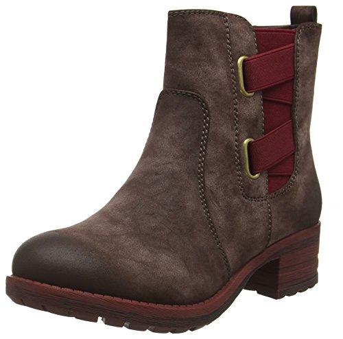 Rieker Damen 96863 Chelsea Boots, Braun (sigaro/25), 38