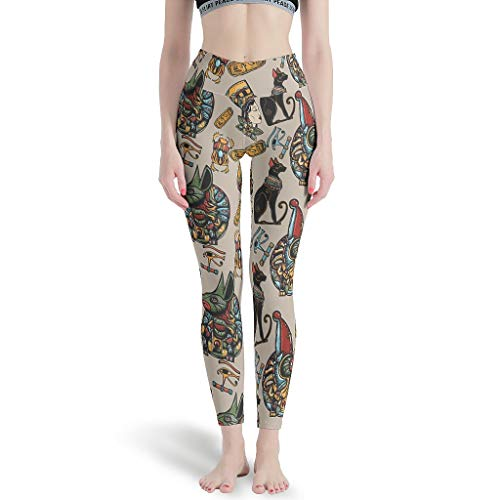 NeiBangM Power Flex Yoga leggings meisje Egypt India Mayan yogabroek voor workout
