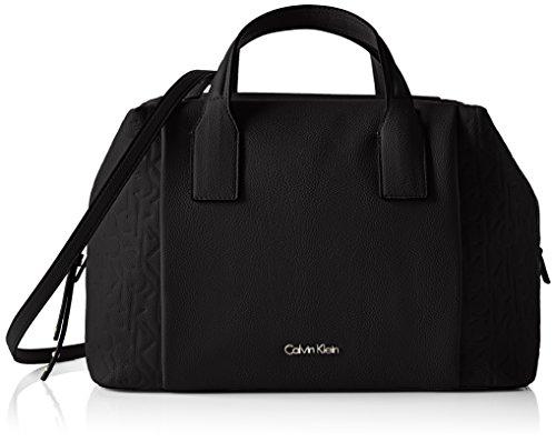 Calvin Klein Jeans K60K602211 - Bolsa de Asa Superior de Piel sintética...