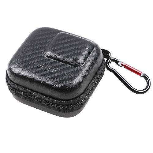 Gopro Case for Hero 8,SUREWO Mini Hard Shell Carrying Case Travel Portable Storage Bag for GoPro Hero 8/7/6/5/4,DJI Osmo Action,AKASO,Campark,YI Action Camera and More