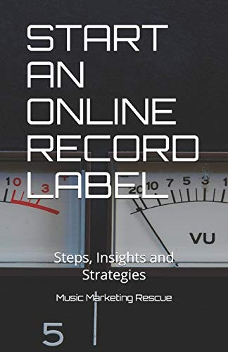 Start An Online Record Label: Steps, Insights and Strategies (Music Business)